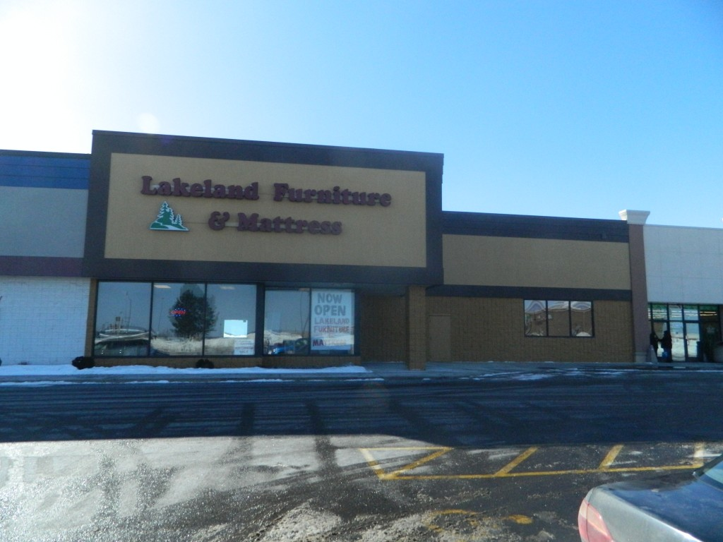 Lakeland Furniture and Mattress opens in the North Town Centre Mall in Antigo in March.