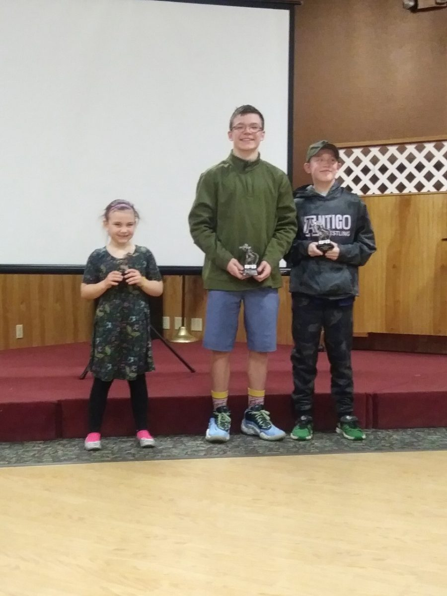 Most Wins- Elia Peterson, Mike Hagerty and Scotty Hagerty